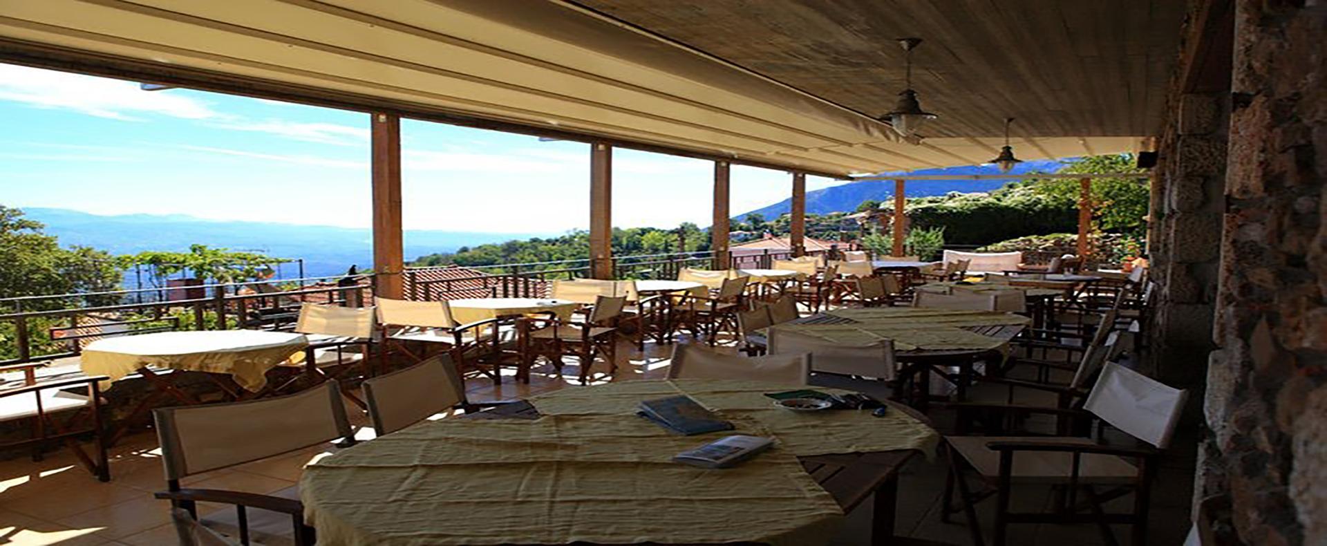 """Ξενοδοχείο """"Το Μπαλκόνι του Ταϋγέτου"""" στο Γεωργίτσι Λακωνίας"""