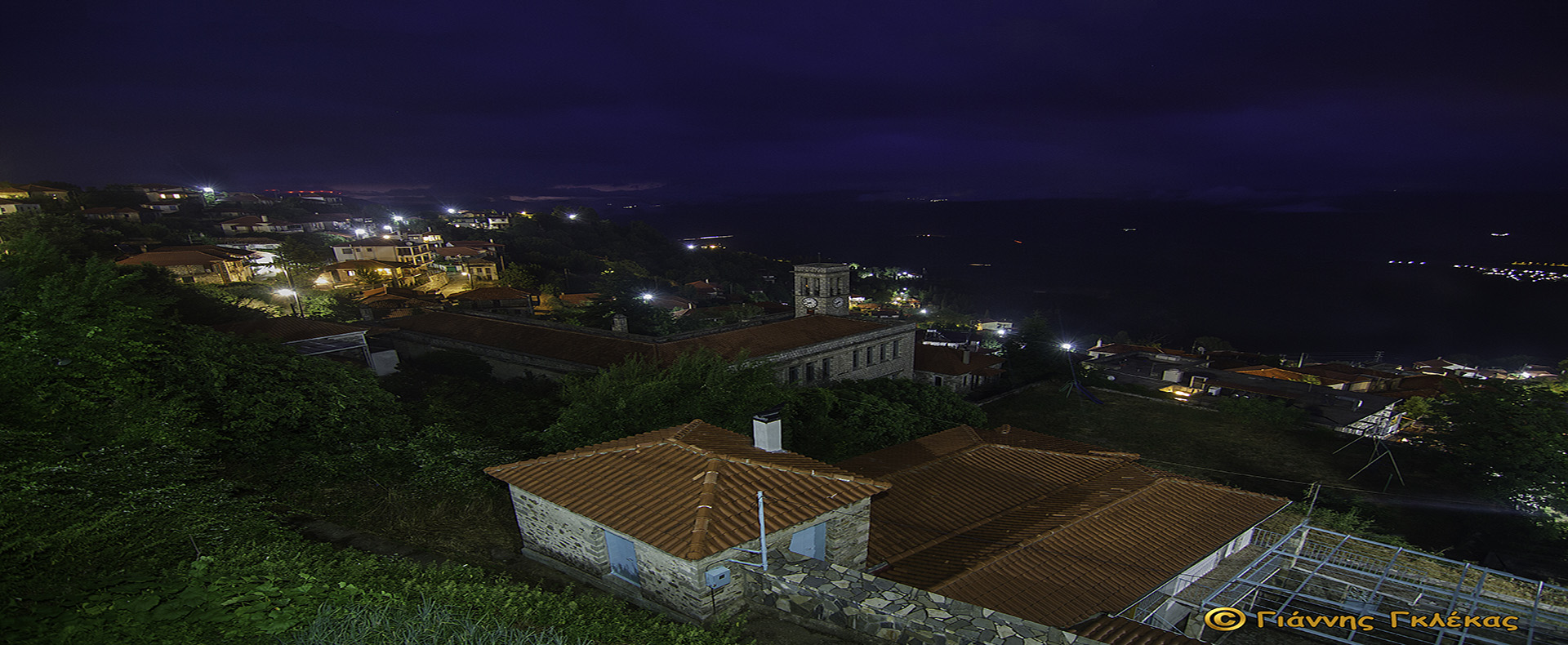 Γεωργίτσι Λακωνίας - Το Μπαλκόνι του Ταϋγέτου