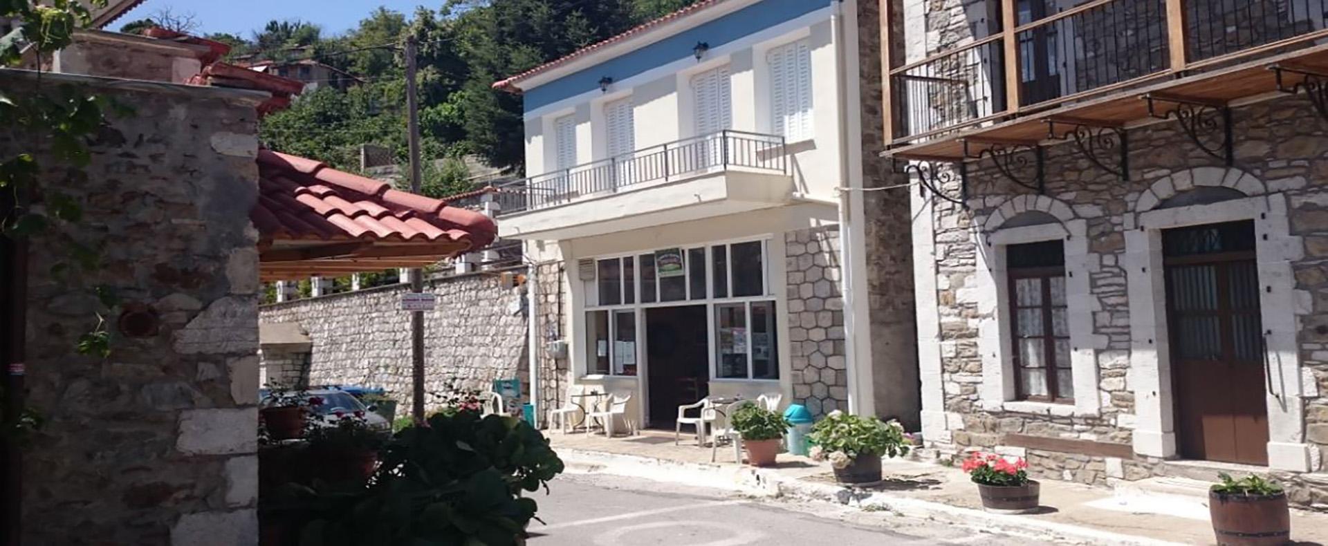 """Ψησταριά """"Η Κληματαριά"""" στο Γεωργίτσι Λακωνίας"""