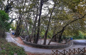 "The ""Karvounorema"" Park"