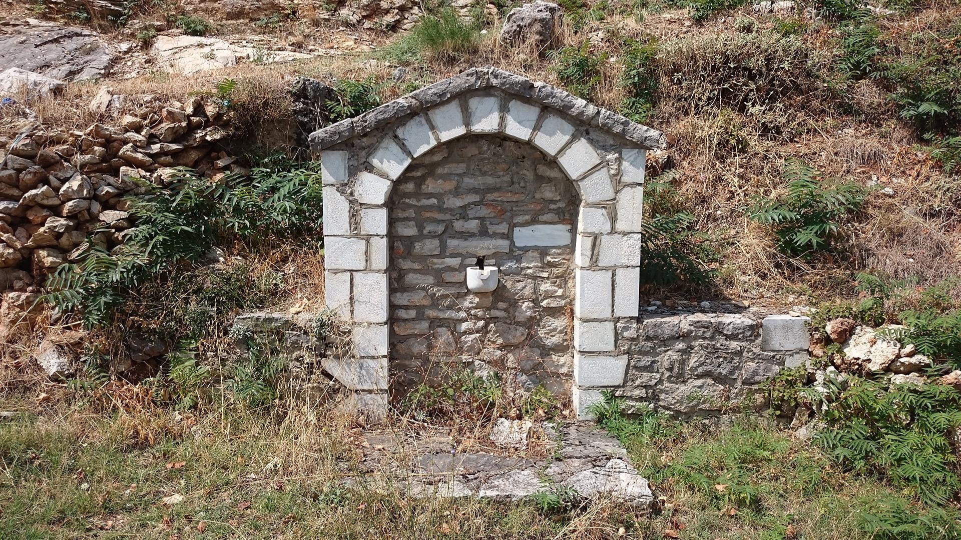 Aghia Mavra Fountain