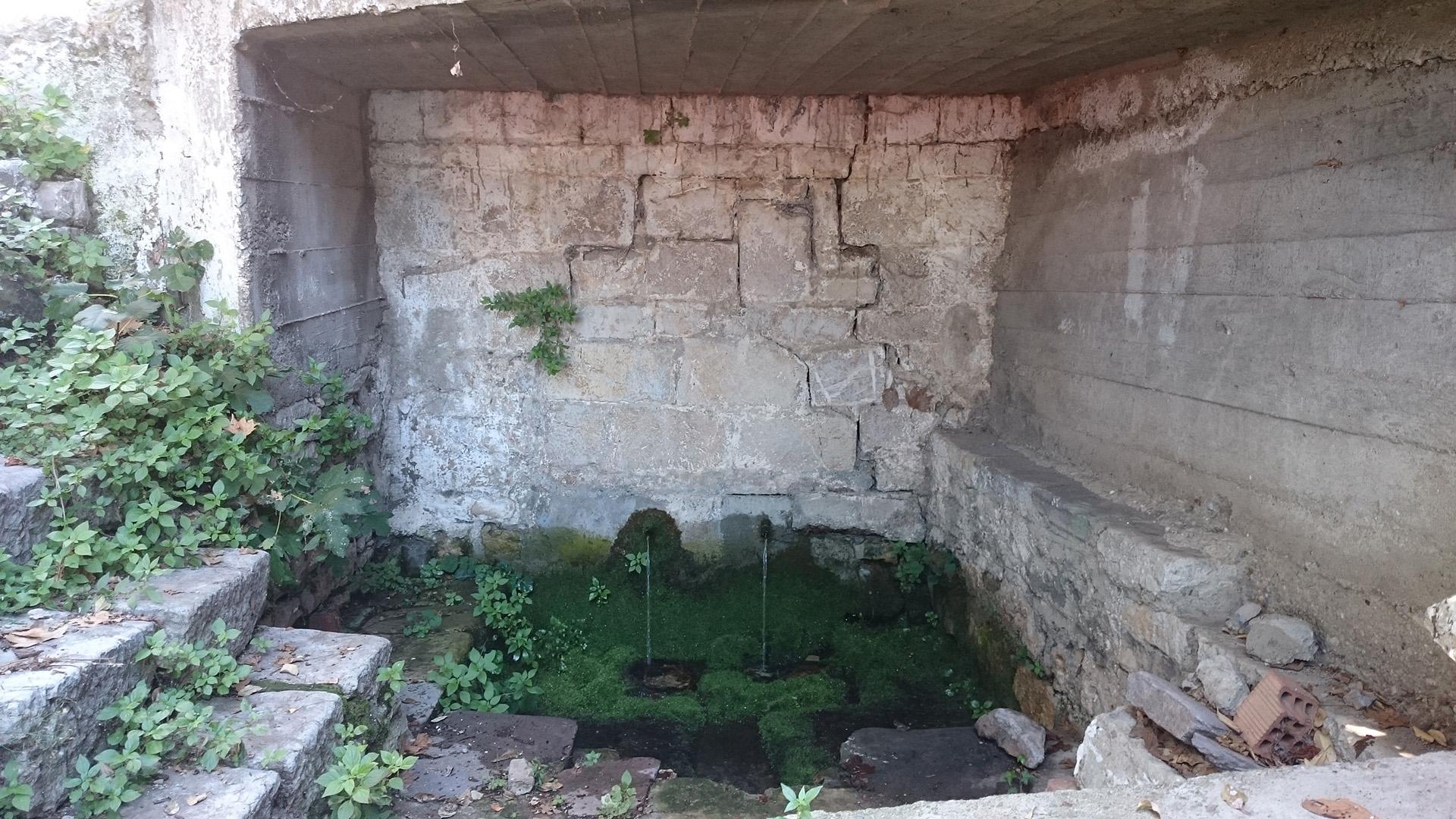 Aghios Athanasios Fountain